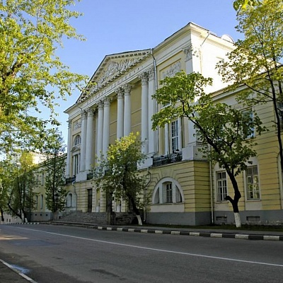 The Burdenko Chief Military Hospital<br /> (Moscow)
