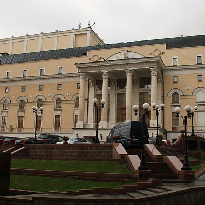 The Bolshoi Theatre New Stage