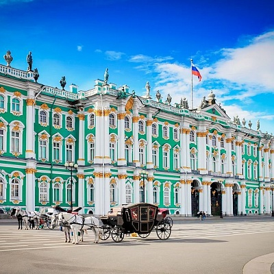 The State Hermitage Museum<br /> (St. Petersburg)